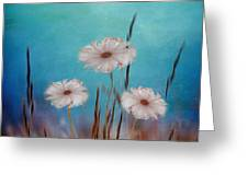 Flowers For Eternity 2 Greeting Card