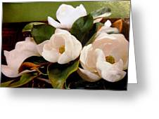 Flowers From The South Greeting Card