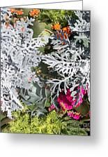 Flowers Of Boca I Greeting Card