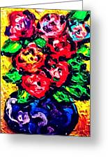 Flowers Study 71916 Greeting Card