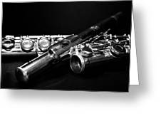 Flute Series I Greeting Card