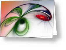 Flutter Greeting Card