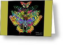Fly Away 2017 Greeting Card