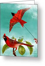 Fly Free Greeting Card