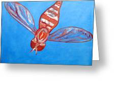 Fly South Greeting Card