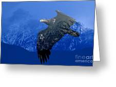 Fly Wild Fly Free Greeting Card