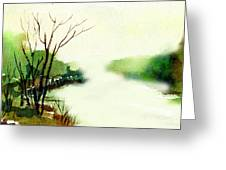 Fog1 Greeting Card