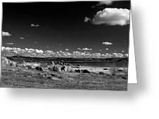 Folsom Lake Greeting Card