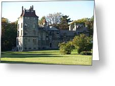 Fonthill Castle In Doylestown Pa Greeting Card