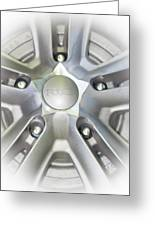 Foose Rims Greeting Card