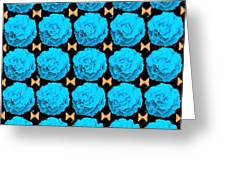 For Every Blue Rose There Is A Butterfly Greeting Card