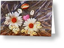 For The Love Of Summer And Life Greeting Card