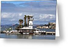 Forbes Island Greeting Card