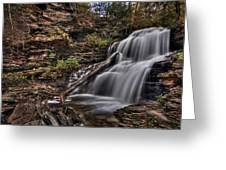 Forces Of Nature Greeting Card