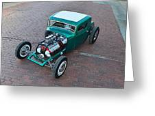 Ford 5-window Coupe Greeting Card