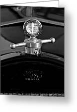 Ford Boyce Motometer Greeting Card