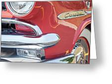 Ford Crestline Greeting Card