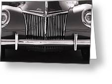 Ford Delux Greeting Card by Melisa Meyers