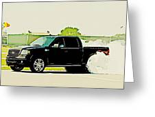 Ford F-150 Greeting Card