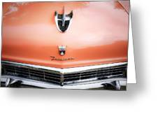 Ford Fairlane #2 Greeting Card