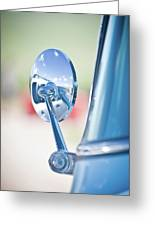 Ford Mirror Greeting Card