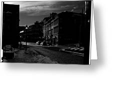 Fore Street Greeting Card