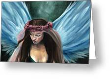 Forest Fairy Queen Greeting Card