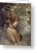 Forest Faun Greeting Card