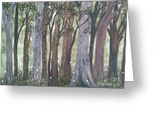 Forest Spring Greeting Card