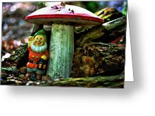 Forest Toy Greeting Card