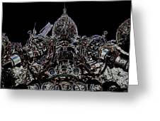 Forevertron Greeting Card by Tya Kottler