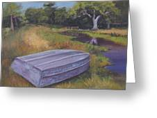 Forgotten Afternoons Greeting Card