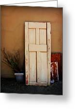 Forgotten Door Greeting Card