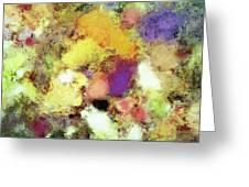 Forgotten Petals Greeting Card