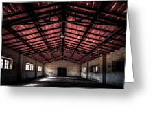 Former Cannery - Ex Conservificio II Greeting Card