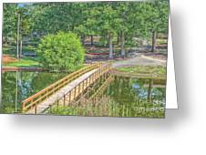 Forrest Lakes Greeting Card