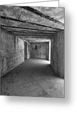 Fort Casey 3930 Greeting Card