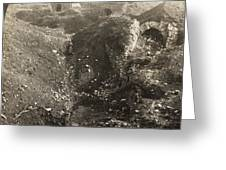 Fort De La Malmaison Greeting Card