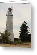 Fort Gratiot Light Greeting Card