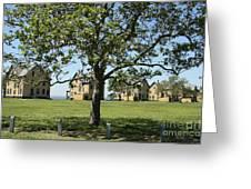 Fort Hancock Greeting Card