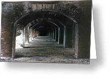 Fort Jefferson 2 Photograph Greeting Card