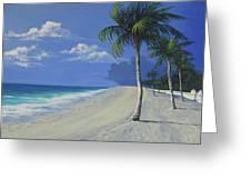 Fort Lauderdale Beach Greeting Card