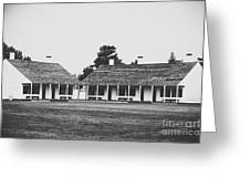Fort Living Greeting Card
