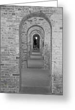 Fort Macon Going Home Greeting Card
