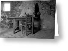 Fort Matanzas Sixteenth Century Greeting Card
