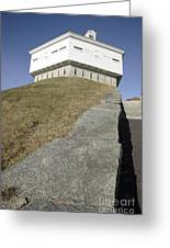 Fort Mcclary - Kittery Maine Usa Greeting Card