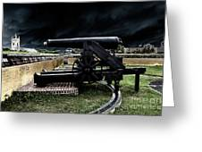 Fort Moultrie Magic Greeting Card