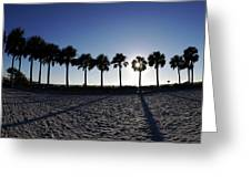 Fort Myers Beach Florida I Greeting Card