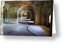Fort Pickens 3 Greeting Card