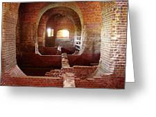 Fort Pulaski I Greeting Card